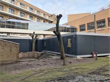 GZA-St.-Augustinus hospitaal te Wilrijk/Antwerpen (BE)