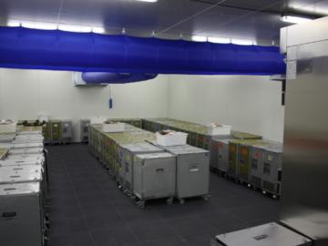 Klima Wagenbahnhof